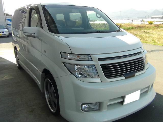 日産 XL 4WD