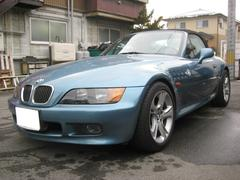 BMW Z3ロードスターベースグレード カブリオレ ETC キーレス 5MT
