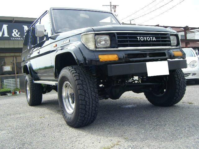 トヨタ 3インチアップ  1ナンバー