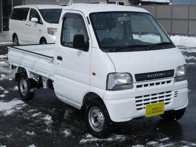 スズキ KUスペシャル 4WD AC PS