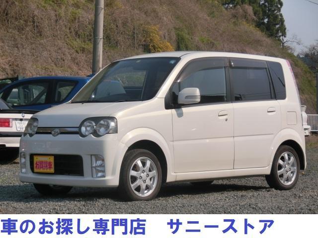 ダイハツ カスタム X4WD ABS