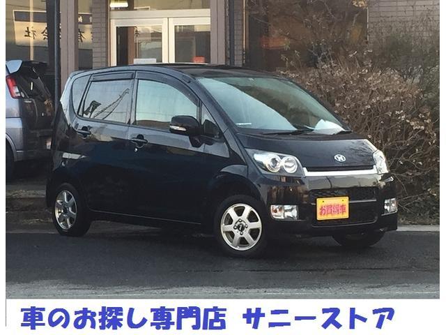 ダイハツ カスタム X4WD