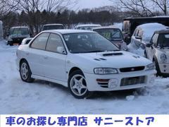 インプレッサWRX STiバージョンIV4WD