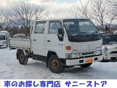 トヨエースWキャブ4WD