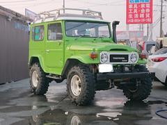 ランドクルーザー40観音開 4WD デフロック ウィンチ キャリア リフトアップ