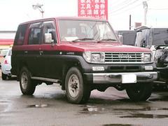 ランドクルーザープラドSX DT 4WD 4ナンバー