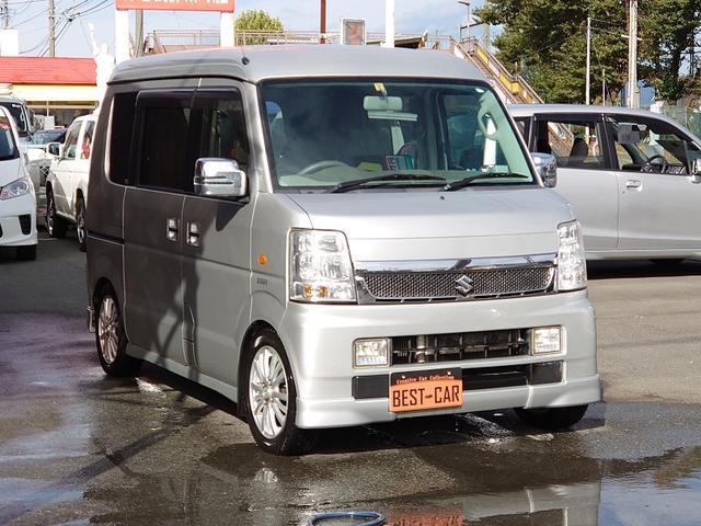 スズキ PZターボ 4WD AT CD