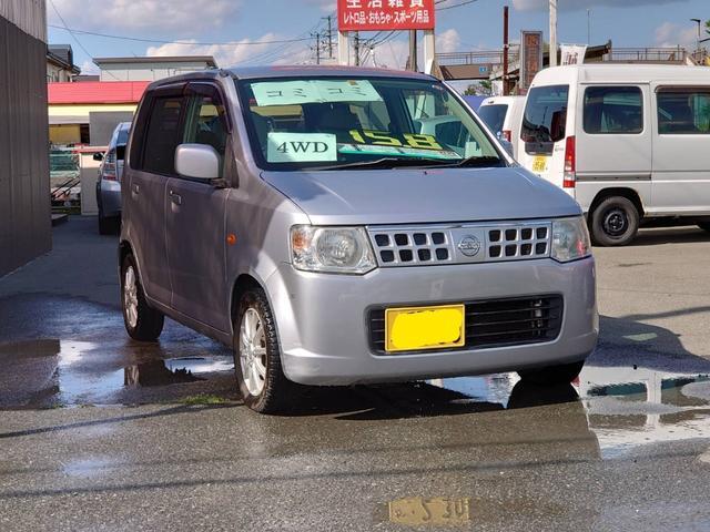 日産  AT 4WD CD シートヒーター タイベル済