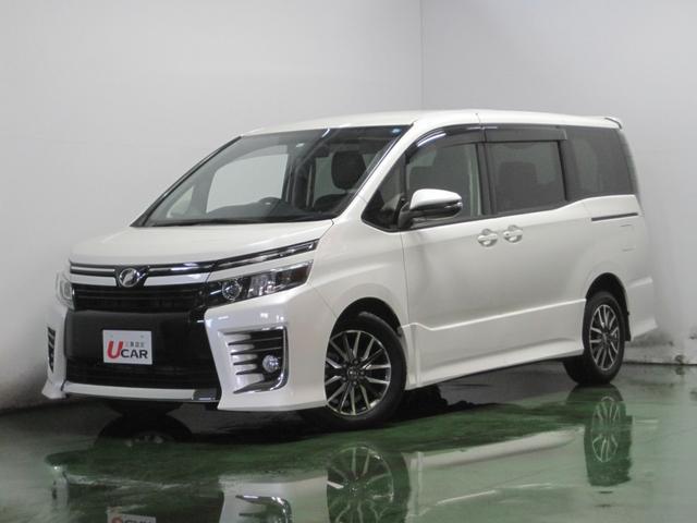 トヨタ ZS 4WD 純正ナビ Bカメラ フリップダウン