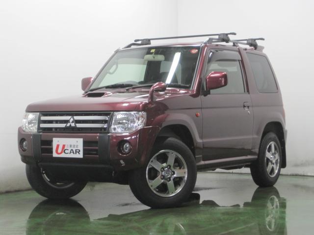 三菱 VR 4WD ターボ SDナビ 背面タイヤ
