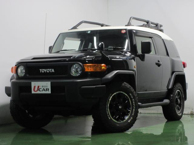 トヨタ ブラックカラーパッケージ 4WD