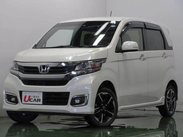 ホンダ N-WGNカスタム G・ターボパッケージ 4WD