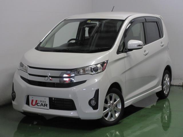 三菱 eKカスタム G 4WD