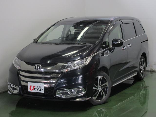 ホンダ オデッセイ アブソルート・Xホンダセンシングアドバンスドパッケジ 4WD
