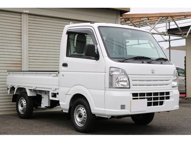 スズキ KCエアコン・パワステ 4WD 5速マニュアル ABS