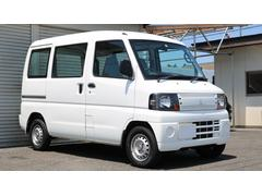 ミニキャブバンCD 4WD 禁煙車