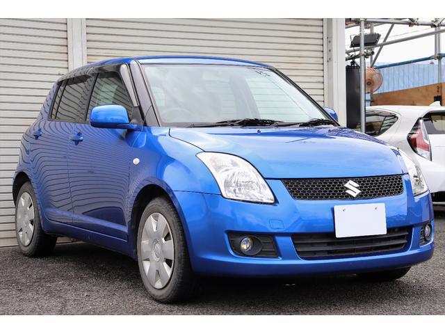 スズキ スイフト 1.3XG 4WD 5速マニュアル 1年保証付き 前席シートヒーター装備 スマートキー タイミングチェーンエンジン 車検令和5年7月まで