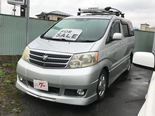トヨタ MS パワースライドドア ナビ CD バックカメラ 4WD