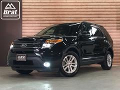 フォード エクスプローラーリミテッド 黒レザーシート シートヒーター シートエアコン