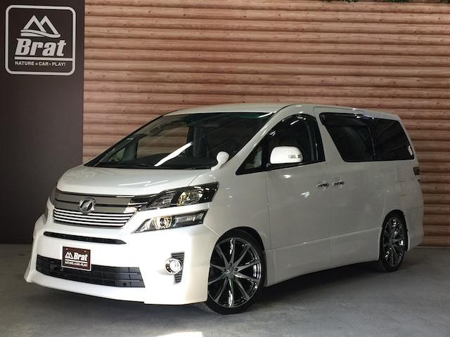 トヨタ 2.4ZゴールデンアイズII 4WD タナベ車高調 ETC