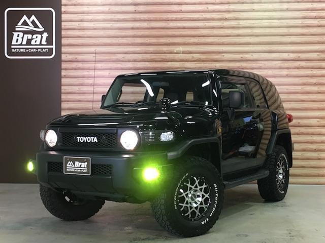 トヨタ ブラックカラーパッケージリフトアップ LEDマーカーETC
