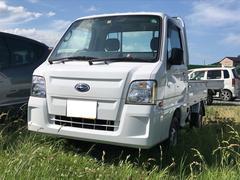 サンバートラック4WD エアコン パワステ 5MT