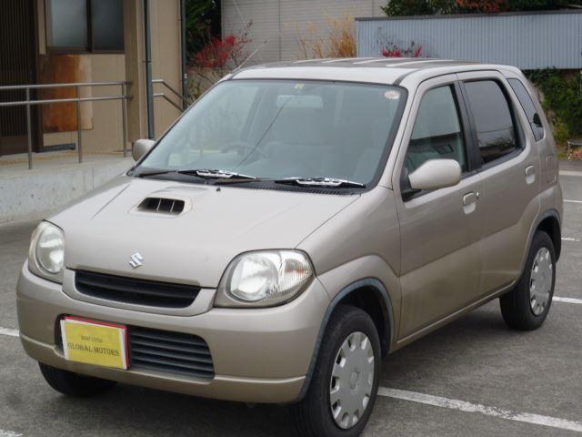 スズキ Bターボ 4WDチェン車CD