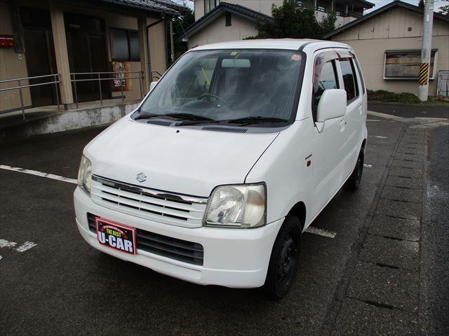 スズキ FM 4WD チェーン車CD