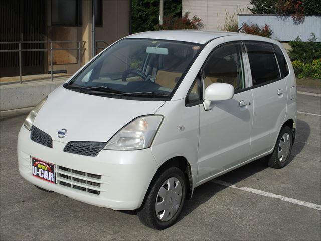 日産 B リミテッド4WDタイミングチェーン車キーレス