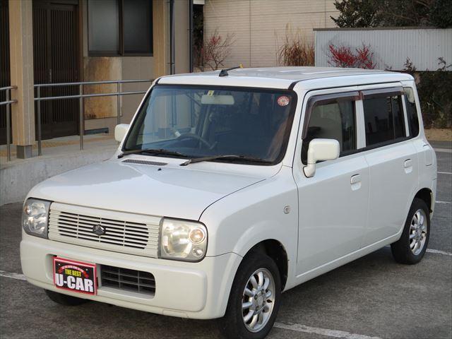 スズキ X チェーン車