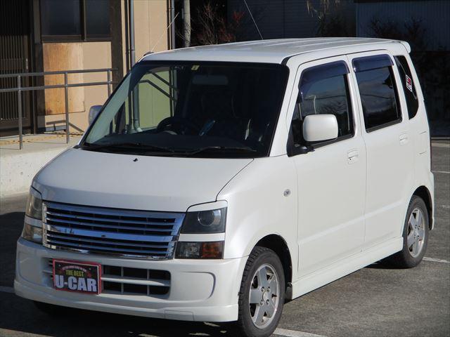 スズキ FX-Sリミテッドチェーン車キーレスETC