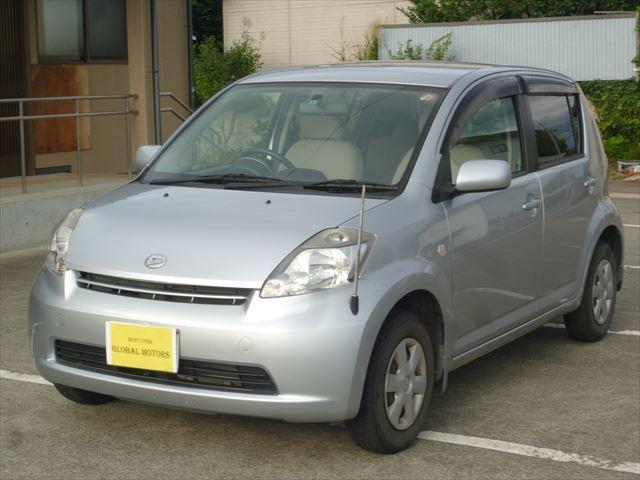 ダイハツ ブーン 1.0CL チェーン車CD