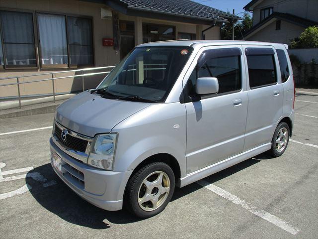 マツダ FX-Sスペシャル 4WD チェーン車CDキーレス