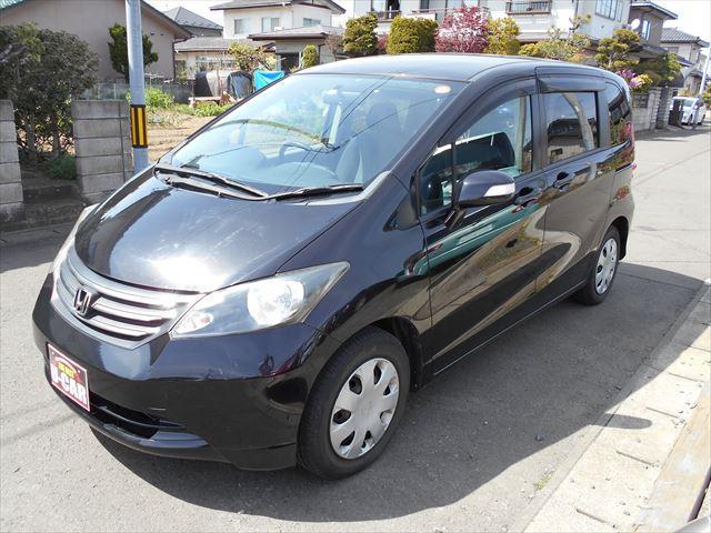 ホンダ G Lパッケージチェーン車ナビCDキーレスTV.ETC