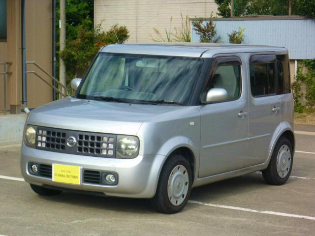 日産 BX チェーン車CDキーレスETC