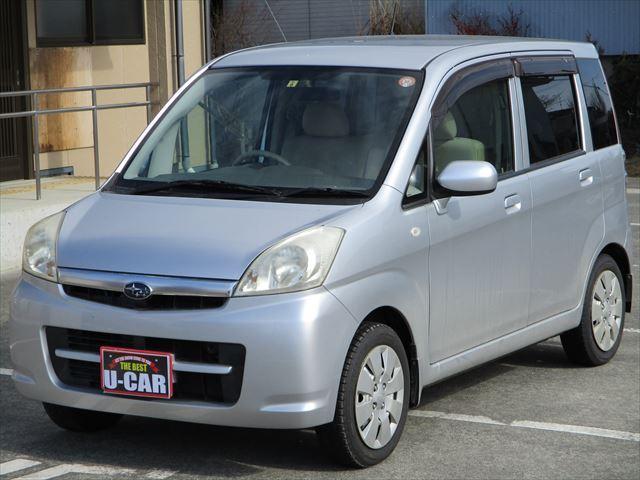 スバル L 4WD CDキーレスETC
