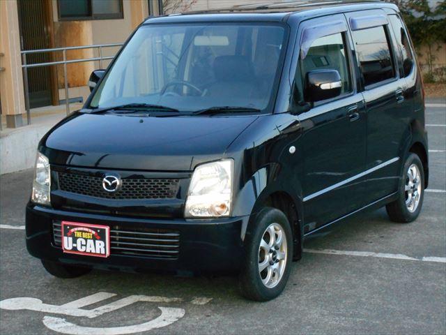 マツダ FX 4WD チェーン車 キーレス