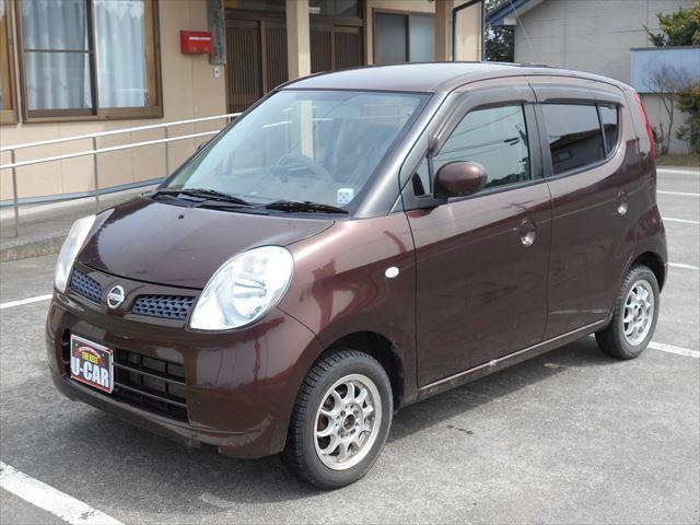 日産 モコ E ショコラティエセレクションチェーン車CDキーレス