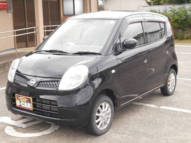 日産 E FOUR 4WD チェーン車 CD キーレス