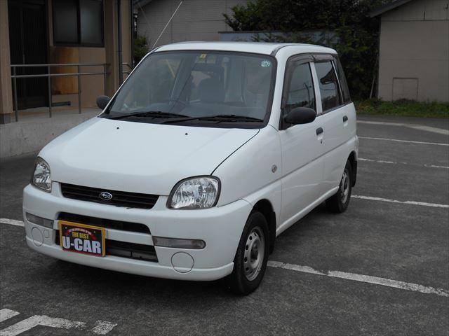 スバル A 4WD マニュアル車