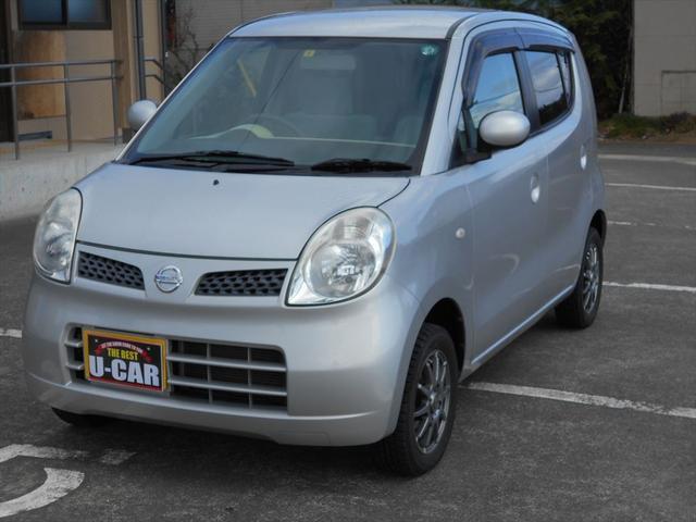 日産 S FOUR 4WD チェーン車 CD キーレス