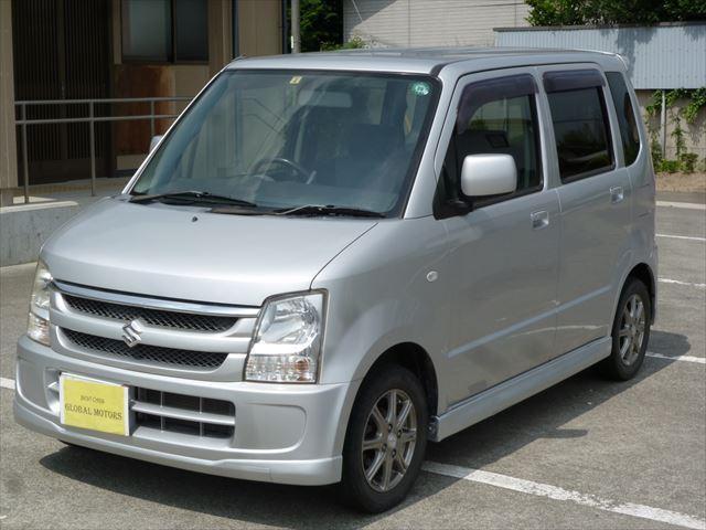 スズキ FX-Sリミテッドチェーン車CDキーレス