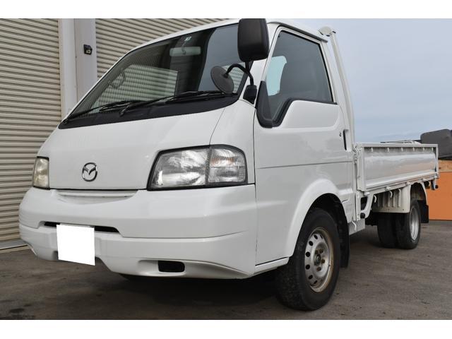 マツダ ボンゴトラック  低床 4WD 寒冷地仕様 ディーゼル 外装仕上げ済み 1トン