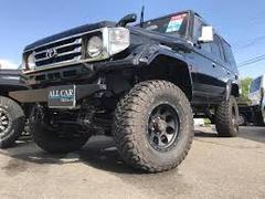 ランドクルーザー70ZX 4WD
