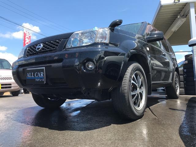 日産 Stt 4WD 社外マフラー 社外フォグ 本革シート