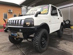 ジムニーXG リフトUP 軽自動車 4WD 5MT エアコン