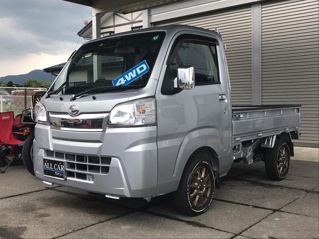 ダイハツ スタンダードSAIIIt 4WD AC AT 軽トラック