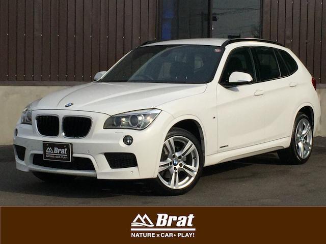 BMW xDrive 20i Mスポーツ ワンオーナー コンフォートアクセス パークディスタンス 純正HDDナビ Bluetooth バックカメラ 純正18インチAW アルカンターラレザーシート HIDヘッドライト ステアリングスイッチ