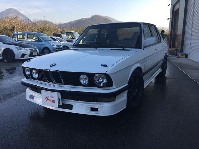 BMW パワーウィンドウ CD エアロ アルミホイール ターボ