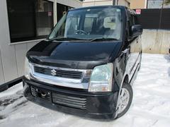 ワゴンRFX−Sリミテッド 4WD エンスタ シートヒーター